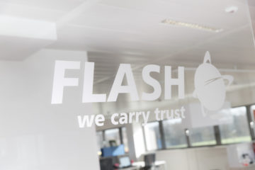 Become Flash franchisee contact us
